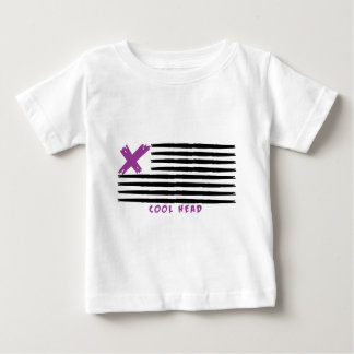 Grunge Flag T Shirt