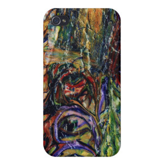 Grunge Forever iPhone 4 Case