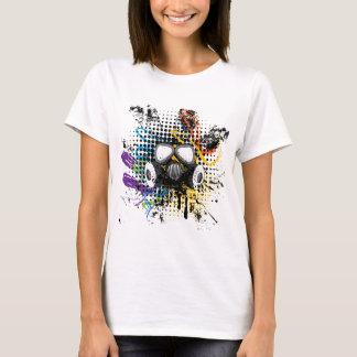Grunge Gas Mask3 T-Shirt