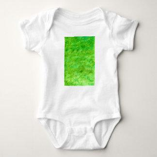 Grunge Green Background2 Baby Bodysuit