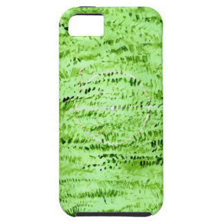 Grunge Green Background iPhone 5 Cases