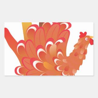 Grunge Hand Chicken 2
