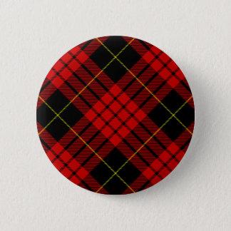 Grunge Inspired 2 Inch Round Button