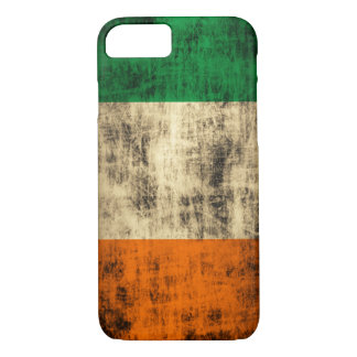 Grunge Irish Flag iPhone 8/7 Case