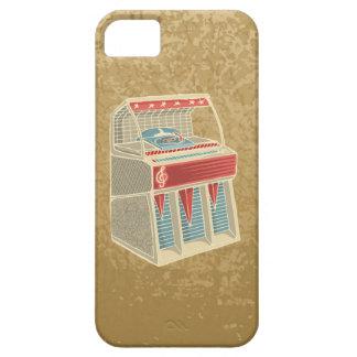 Grunge Jukebox iPhone 5 Case