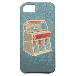 Grunge Jukebox iPhone 5 Cases