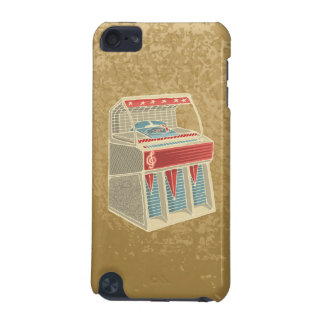 Grunge Jukebox iPod Touch 5G Cover