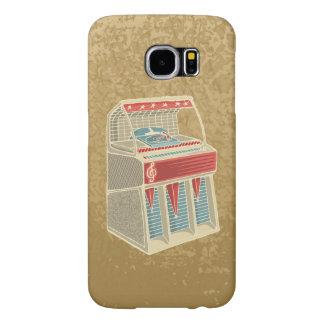 Grunge Jukebox Samsung Galaxy S6 Cases