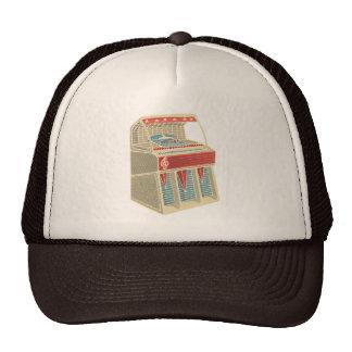 Grunge Jukebox Trucker Hat