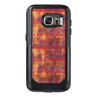 Grunge Logo Design OtterBox Samsung Galaxy S7 Case