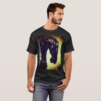 Grunge look dark horse T-Shirt