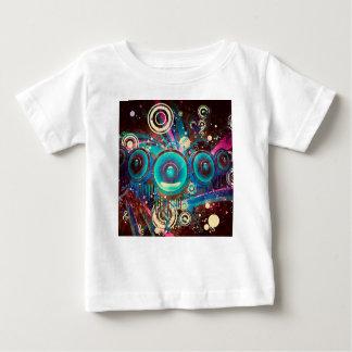 Grunge Loud Speakers 2 Baby T-Shirt