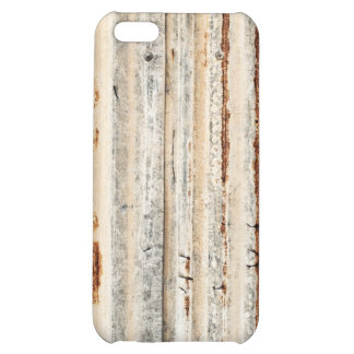 Grunge Metal Plate iPhone 4 4S Case