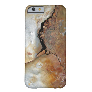 Grunge Metal Rusty Barely There iPhone 6 Case
