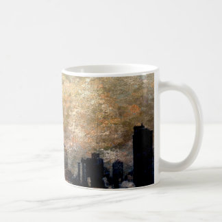 Grunge New York City USA Coffee Mug
