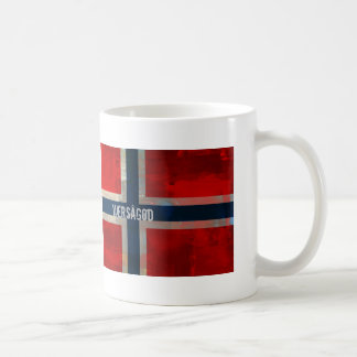 Grunge Painterly Theme Gifts Basic White Mug