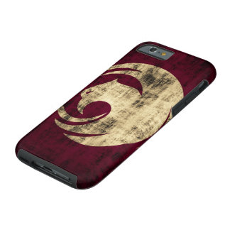 Grunge Phoenix Arizona Flag Tough iPhone 6 Case