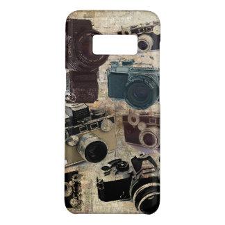 Grunge photographer photography Vintage Camera Case-Mate Samsung Galaxy S8 Case