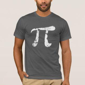 Grunge Pi Symbol T-Shirt