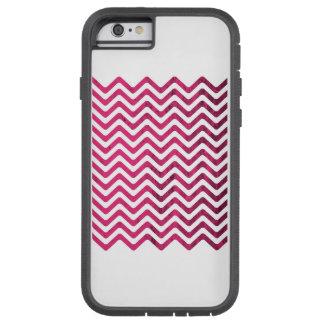 Grunge Pink Zig Zag Iphone 6 Case
