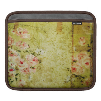 Grunge Rose Wallpaper iPad Sleeve