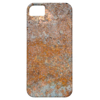 Grunge Rust Textured Background iPhone 5 Covers