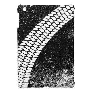 Grunge Skid Mark iPad Mini Cases
