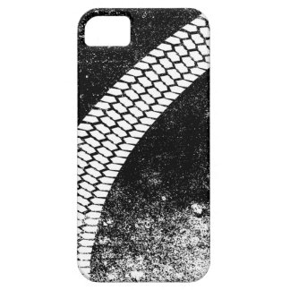 Grunge Skid Mark iPhone 5 Case