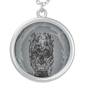Grunge Skull Necklace