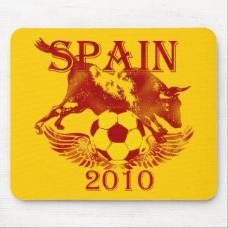 Grunge Spain 2010 Raging bull Toro mousepad