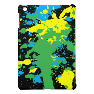 Grunge Splatter Paint Case For The iPad Mini