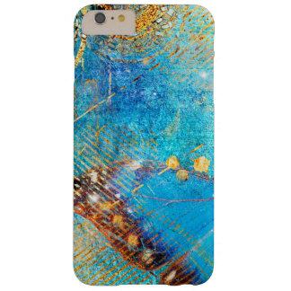 Grunge Steampunk Butterfly Abstract Design Barely There iPhone 6 Plus Case