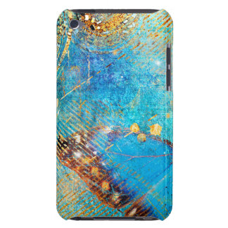 Grunge Steampunk Butterfly Abstract Design iPod Case-Mate Cases