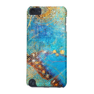 Grunge Steampunk Butterfly Abstract Design iPod Touch 5G Covers
