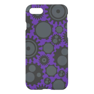 Grunge Steampunk Gears iPhone 8/7 Case
