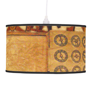 Grunge Steampunk Gears Pendant Lamp