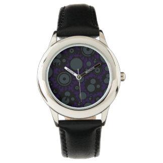 Grunge Steampunk Gears Wrist Watches