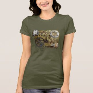 Grunge Steampunk T-Shirt