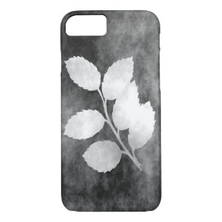 Grunge Style Branch iPhone 7 Case