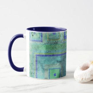 Grunge Textured Mug