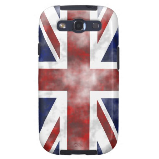 Grunge UK Samsung Galaxy S3 Cases