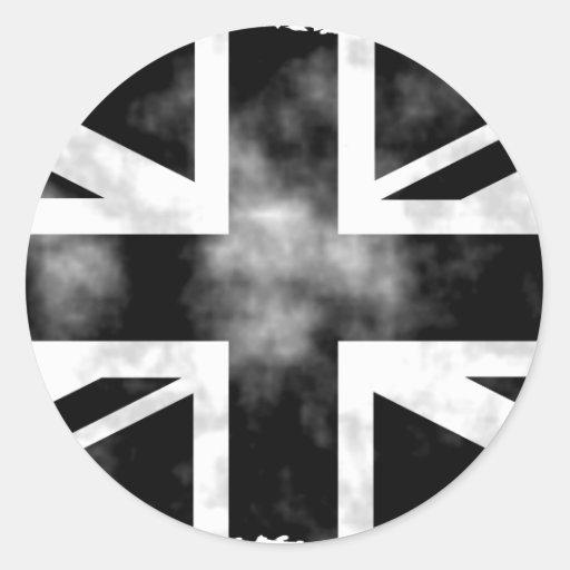 Grunge UK Sticker