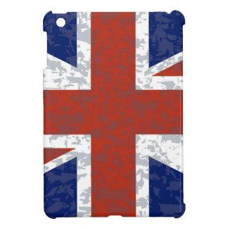 Grunge Union Jack Flag Case For The iPad Mini