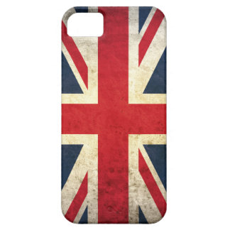 Grunge Union Jack iPhone 5 Case