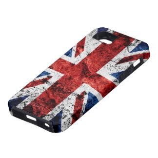 Grunge Union Jack iPhone 5 Cases