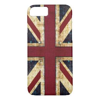 Grunge Union Jack iPhone 7 Case