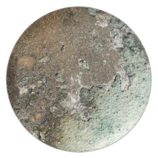 Grunge Wall Plate