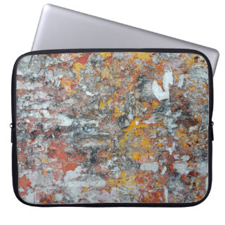 grunge wall texture pattern shriveled abstract pap computer sleeve