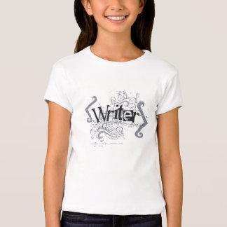 Grunge Writer T-Shirt