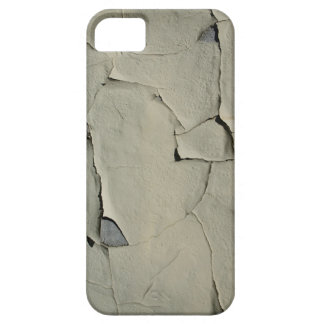 Grungy cracked peeling paint case for the iPhone 5